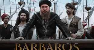 Барбаросса первый сезон русская озвучка